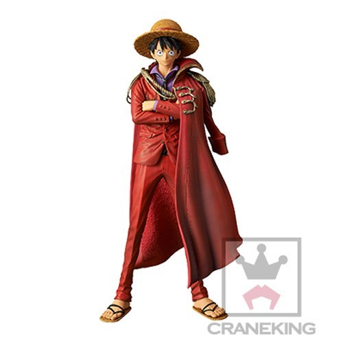 One Piece 10'' Luffy King of Artist Banpresto Prize Figure