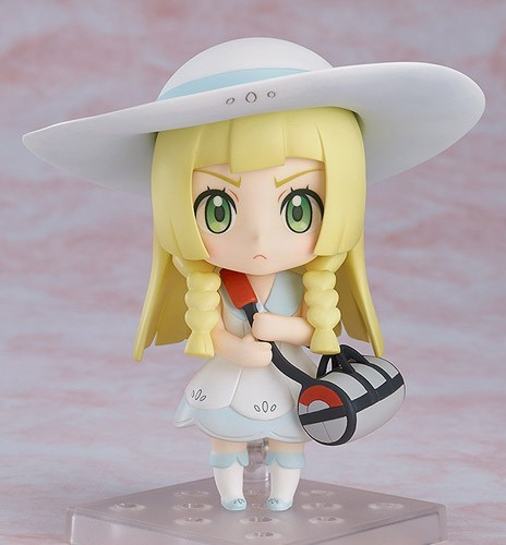Pokemon Lillie Nendoroid Action Figure