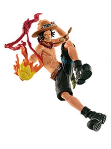 One Piece 6'' Portgas D. Ace Scultures Big Banpresto Prize Figure