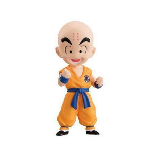 Dragonball Children 3'' Krillin Trading Figure