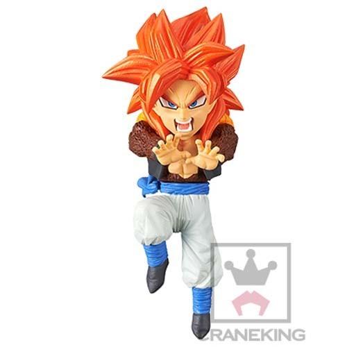Dragonball Z 3 Ss4 Gogeta Wcf Trading Figure