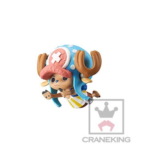 One Piece 3'' Chopper Running WCF Banpresto Trading Figure