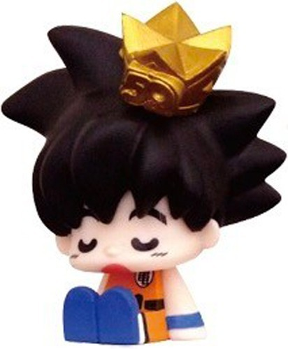 Dragonball Z 2'' Goku Weekly Jump 50th Anniversary Trading Figure