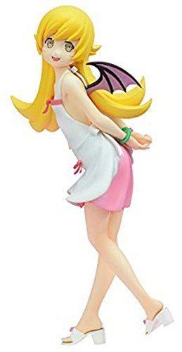 Bakemonogatari 6'' Shinobu w/ Bat Wings Prize Figure