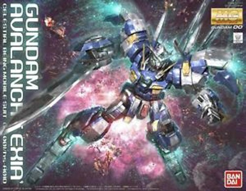 Gundam Avalanche Exia Master Grade Model Kit