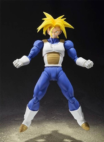 Dragonball Z 6'' SS Trunks Cell Saga Ver. S.H Figuarts Action Figure