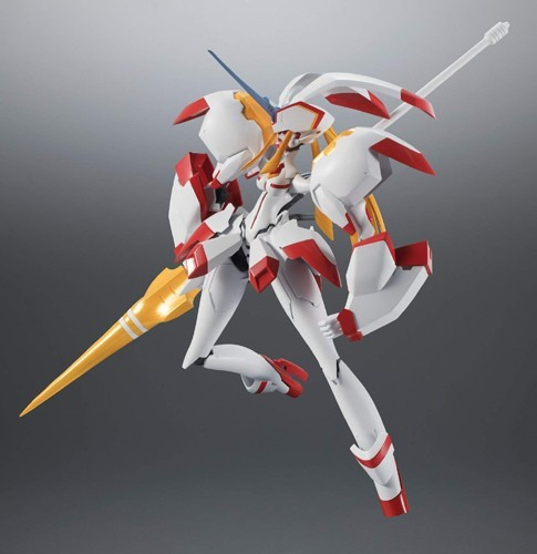 Darling in the Franxx 6'' Strelizia Robot Spirits Action Figure