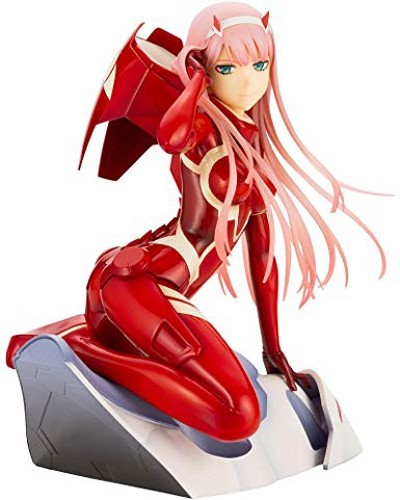 Darling in the Franxx 002 Zero Two Ani Statue 1/7 Scale Kotobukiya Figure