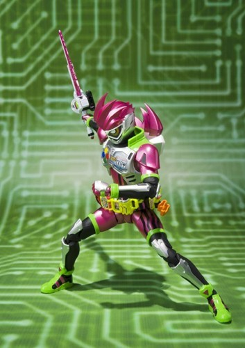 Kamen Rider Ex-Aid 6'' Mighty Action Gamer Level 2 S.H Figuarts Action Figure