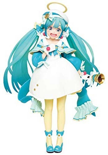 Vocaloid 6'' Hatsune Miku 2nd Season Winter Ver. Taito Prize Figure