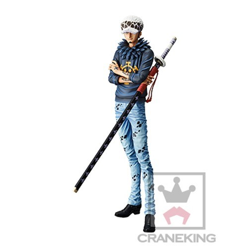 One Piece 10'' Trafalgar Law Grandista Banpresto Prize Figure