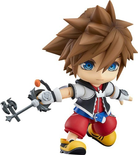 Kingdom Hearts Sora Nendoroid Action Figure