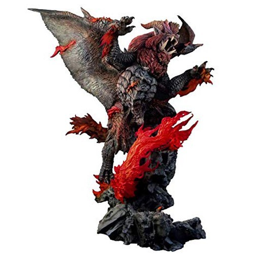 Monster Hunter 12'' Teostra Capcom Figure Builder Creators Model