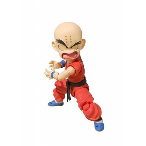 Dragonball 4'' Kid Krillin S.H Figuarts Action Figure