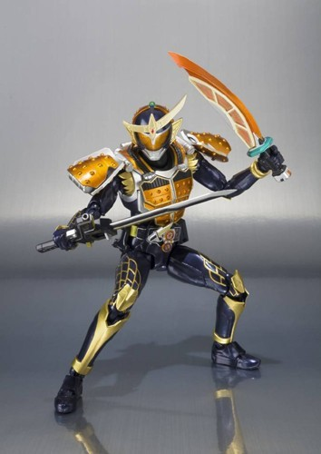 Kamen Rider 6'' Gaim Orange Arms S.H Figuarts Action Figure