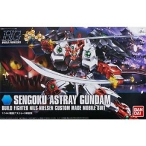 Gundam Sengoku Astray Build Fighters HG Model Kit Figure