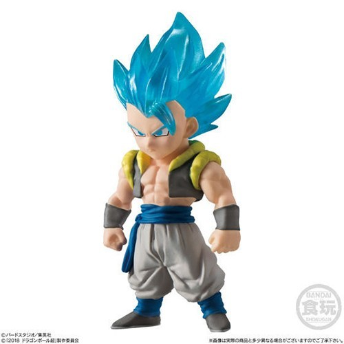 Dragonball Z Super 2'' SSGSS Vegetto  Adverge 9 Movie Special Trading Figure