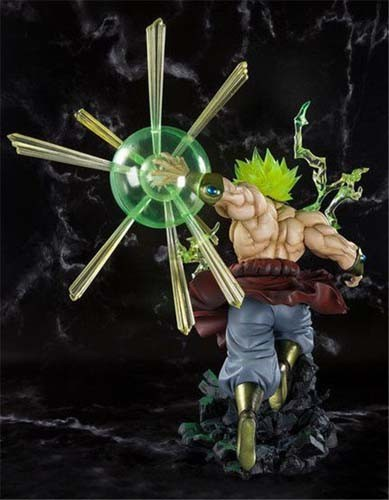 Dragonball Z SS Broly The Burning Battles Figuarts Zero Figure