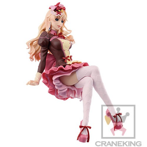 Macross Frontier 6'' Sheryl Nome EXQ Banpresto Prize Figure