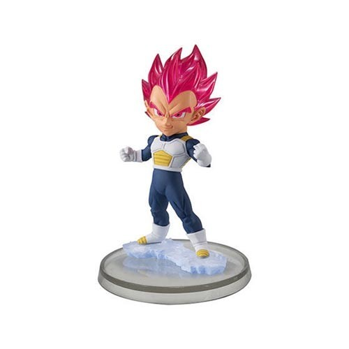 Dragonball Z Super 3'' God Vegeta UG 09 Gashapon Trading Figure