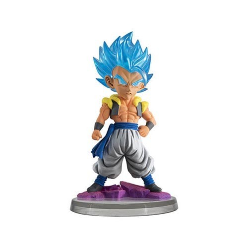 Dragonball Z Super 3'' SSGSS Vegetto UG 09 Gashapon Trading Figure