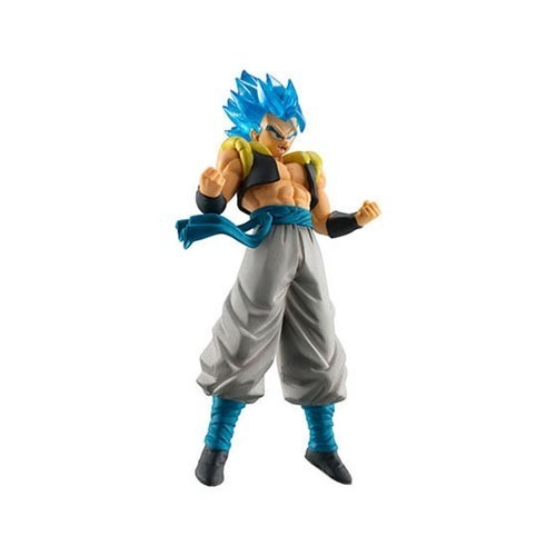 Dragonball Z Super 3'' SSGSS Vegetto HG 02 Gashapon Trading Figure