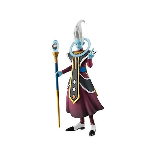 Dragonball Z Super 3'' Whis HG 02 Gashapon Trading Figure