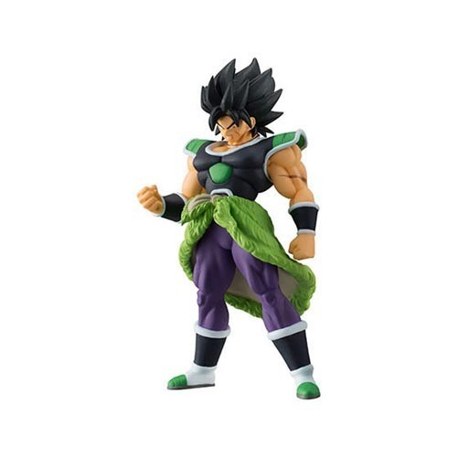 Dragonball Z Super 3'' Broly HG 02 Gashapon Trading Figure