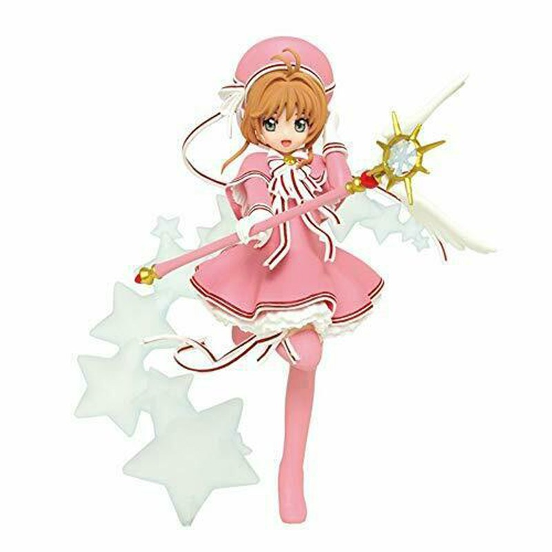 Card Captor Sakura 6'' Clear Card Taito Prize Figure