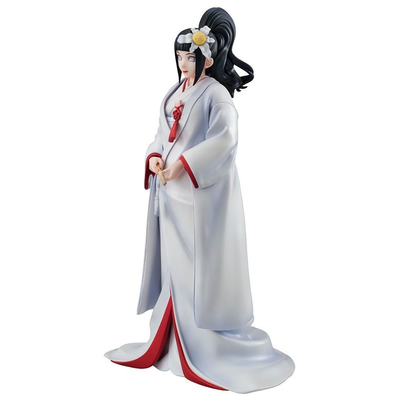 naruto hinata gals wedding ver megahouse 1 8 scale figure. Black Bedroom Furniture Sets. Home Design Ideas