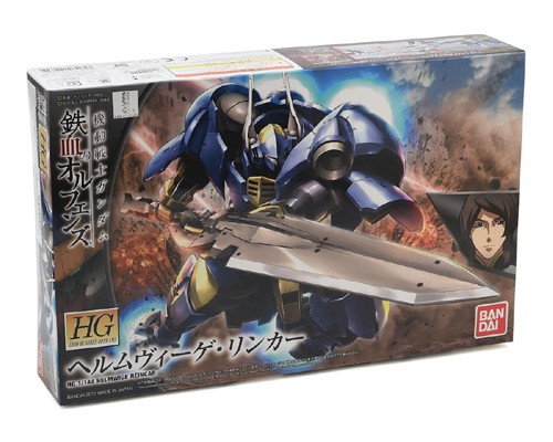 Gundam Helmwige Reincar HG Model Kit Figure