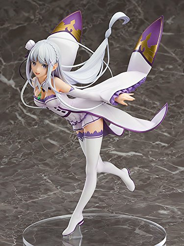 Re:Zero Emilia 1/7 Scale Good Smile Figure