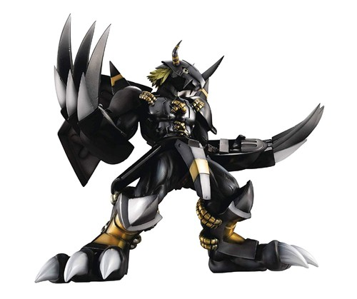 Digimon Adventure Black Wargreymon 1/9 Scale Megahouse G.E.M Figure