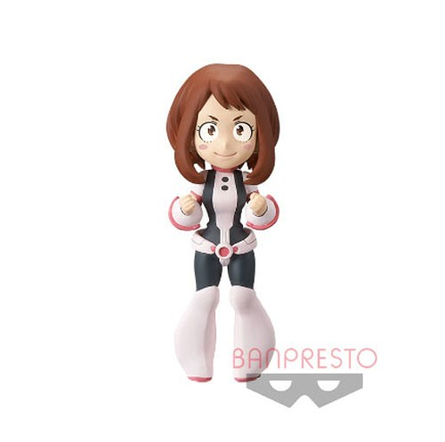 My Hero Academia Uraraka Ochaco World Collectable Figure WCF Vol. 1