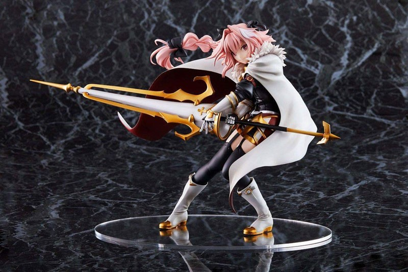 Fate Apocrypha Rider of Black Astolfo The Great Holy War Ver. 1/7 Scale Aniplex Figure