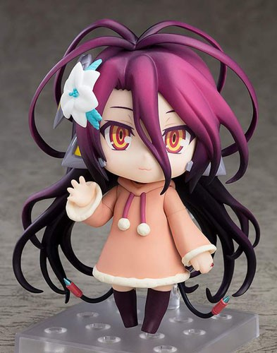 No Game No Life Schwi Nendoroid Action Figure