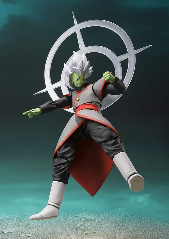 Dragonball Z Super 6'' Zamasu Potara Ver. S.H Figuarts Action Figure