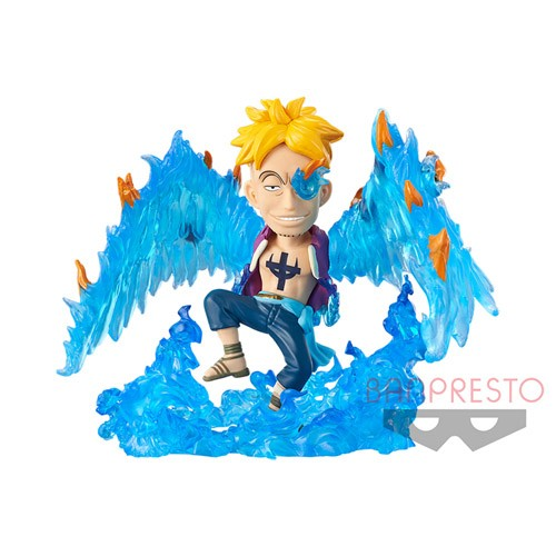 One Piece 3'' Marco World Collectable Figure Burst Prize Trading Figure