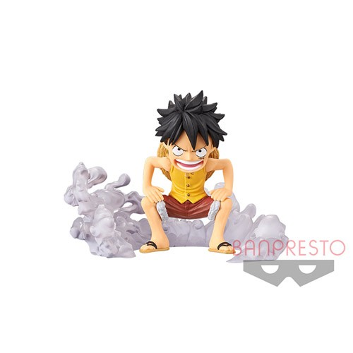 One Piece 3'' Luffy World Collectable Figure Burst Prize Trading Figure