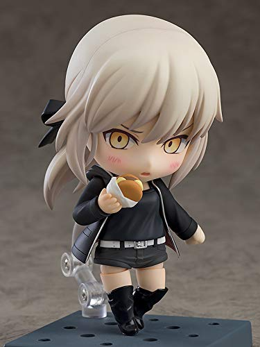 Fate Grand Order Saber Altria Pendragon Alter Shinjuku Ver. And Cuirassier Noir Nendoroid Action Figure