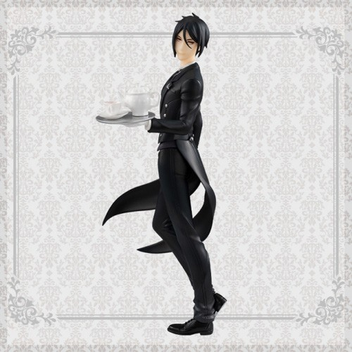 Black Butler 6'' Sebastian Book of Atlantic Sega Prize Figure