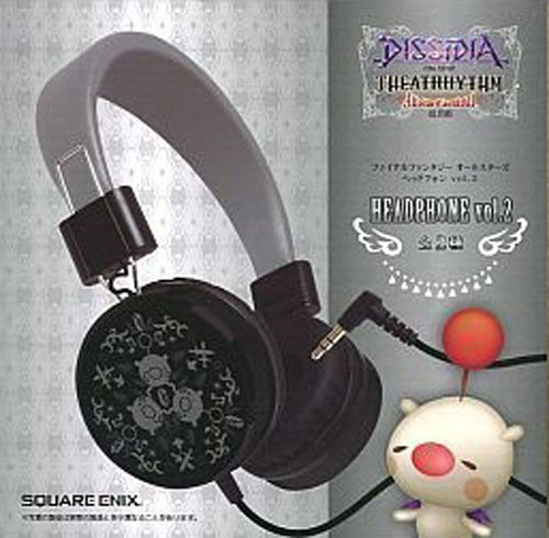 Final Fantasy Moogle Headphones