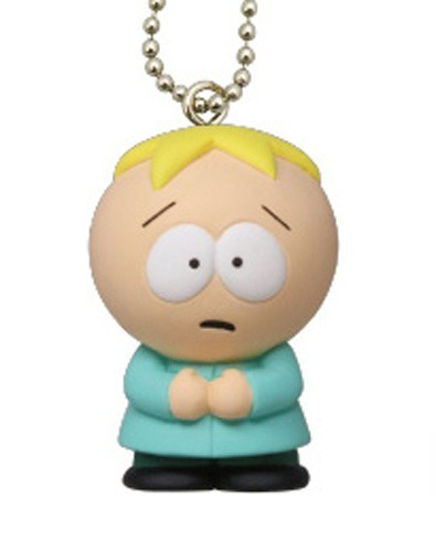 South Park Butters Mascot Key Chain