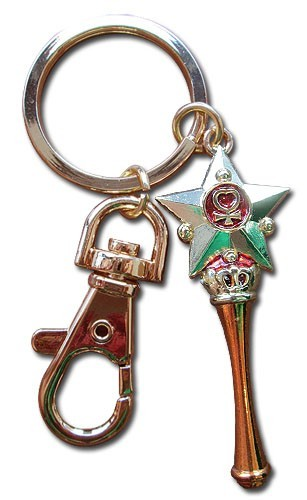 Sailor Moon Sailor Venus Moon Pen Key Chain
