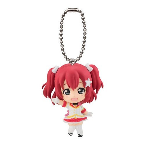 Love Live Sunshine Ruby Mascot Key Chain Vol. 6
