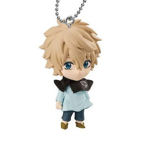 Black Clover Luck Voltia Mascot Key Chain