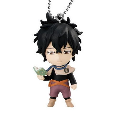 Black Clover Yuno Mascot Key Chain
