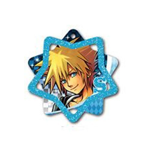 Kingdom Hearts Sora Acrylic Star Key Chain