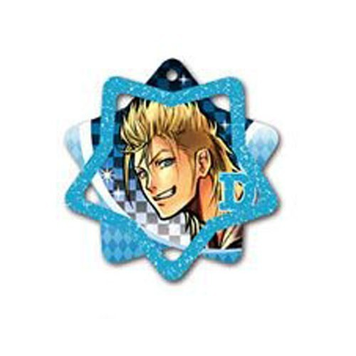 Kingdom Hearts Demyx Acrylic Star Key Chain