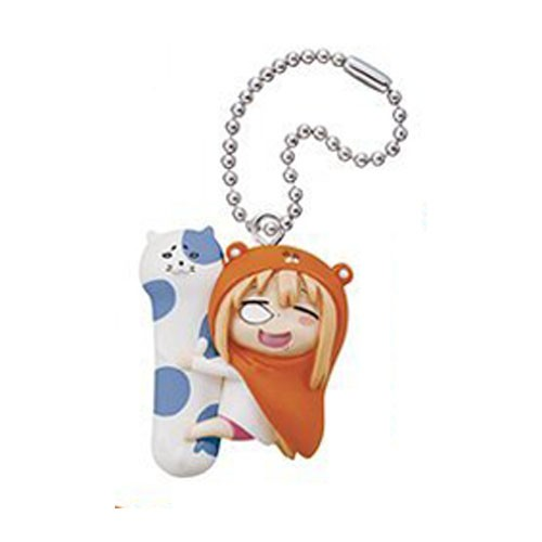 Himouto! Umaru-chan Hugging Body Pillow Mascot Key Chain